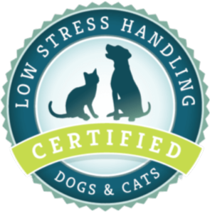 Low Stress Handling Logo